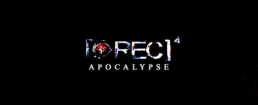 REC 4 Apocalypse.