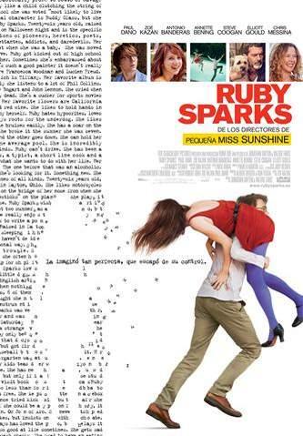 Póster de Ruby Sparks.