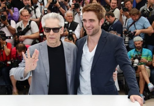 Cronenberg, Pattinson en Cosmópolis.