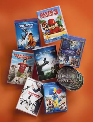 Estrenos Blu-ray y DVD FOX.