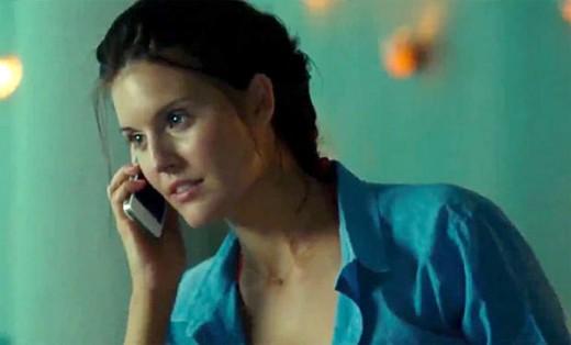Maggie Grace en Venganza 2.