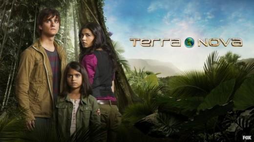 Terranova. Series FOX.
