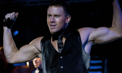 Channing Tatum en Magic Mike XXL.
