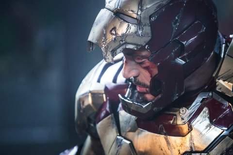 Nueva imagen de Iron Man 3.
