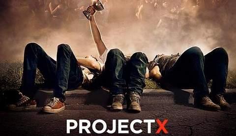 Imagen de Project X.