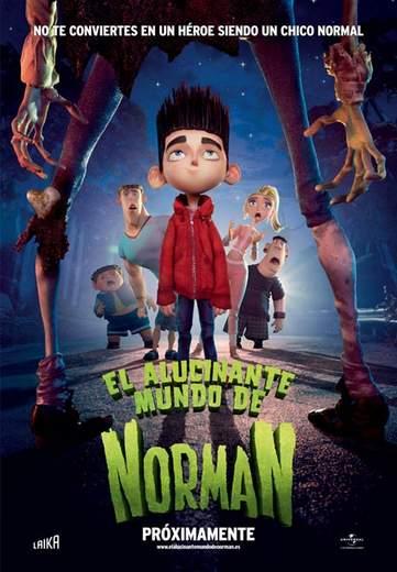 El Alucinante mundo de Norman.