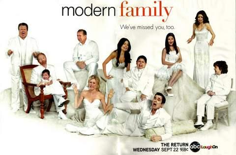Modern Family.