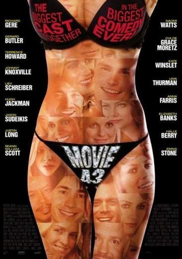 Póster de Movie 43.