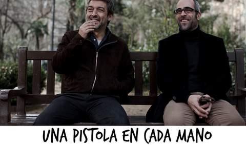 Ricardo Darín y Luis Tosar.