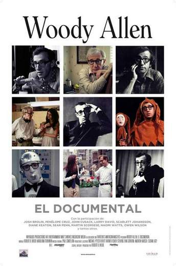 Póster de Woody Allen: El Documental.