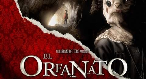 Banner de 'El Orfanato'.