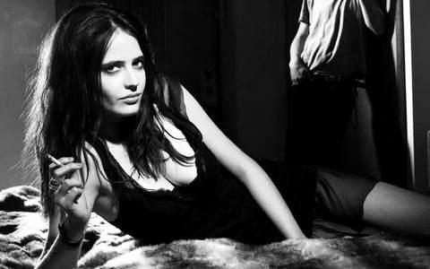 Eva Green en Sin City 2