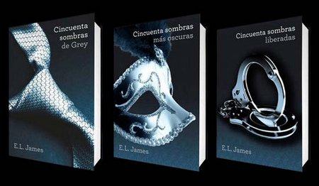 Trilogía 50 Sombras de Grey