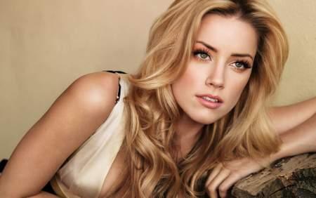 Amber Heard.
