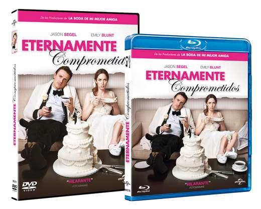 Eternamente Comprometidos caratula blu-ray y dvd