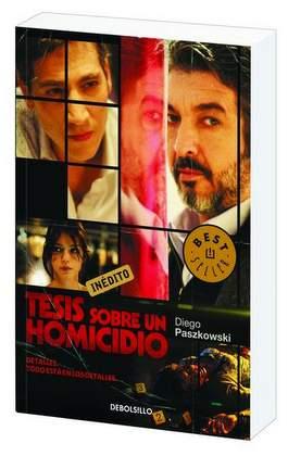 """Libro de """"Tesis sobre un homicidio"""""""
