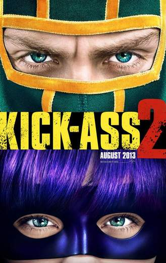 Póster de Kick-Ass 2