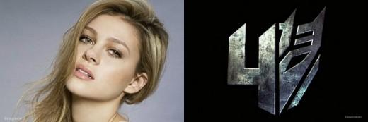 "Nicola Peltz en ""Transformers 4"""