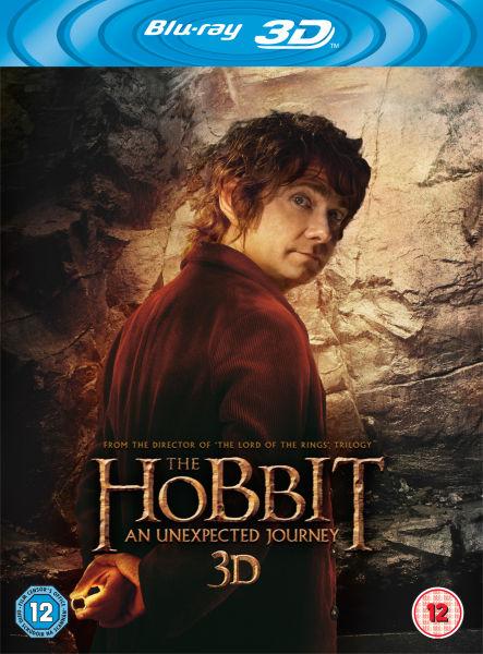 El Hobbit, Blu-ray 3D