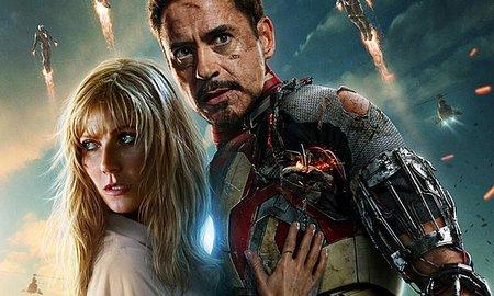 Póster Iron Man 3
