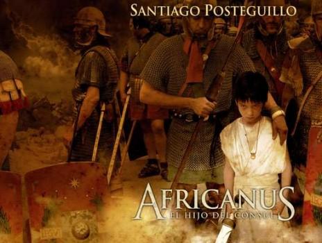 "Imagen libro ""Africanus""."