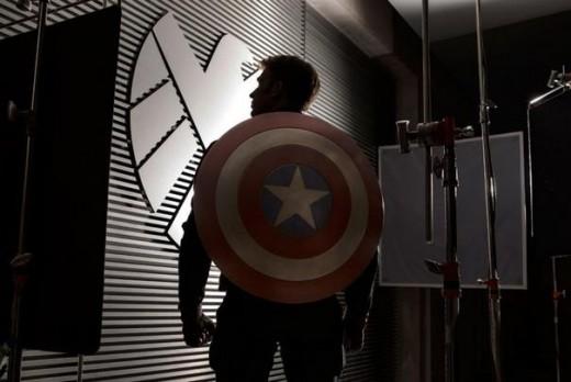 """Capitán América 2""."