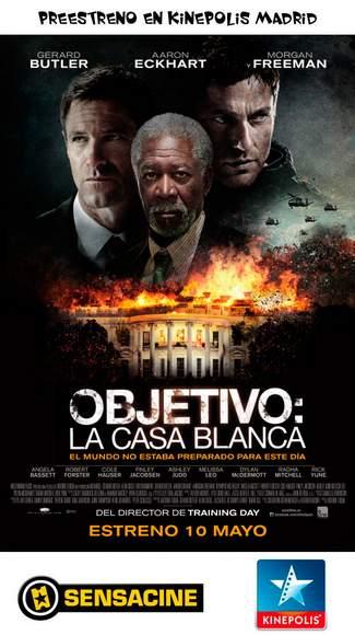 """Concurso """"Objetivo: La casa blanca""""."""