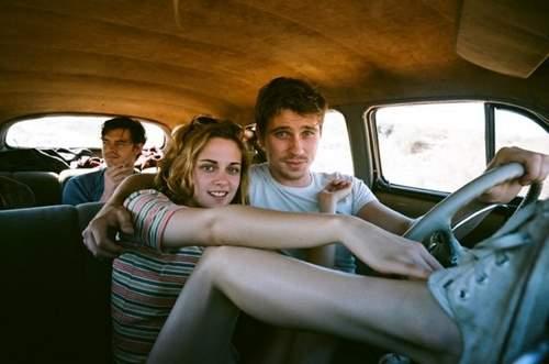 """Kristen Stewart en """"On the road""""."""