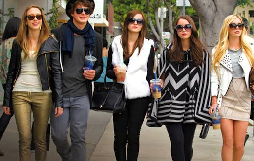 """The Bling ring"" con Emma Watson."