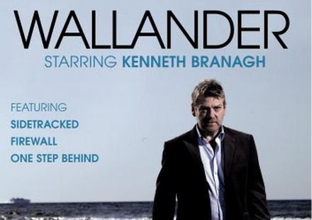 """""""Wallander"""", serie de TV."""