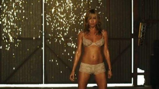 Jennifer Aniston Stripper.