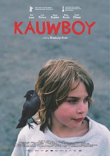 "Póster de ""Kauwboy""."