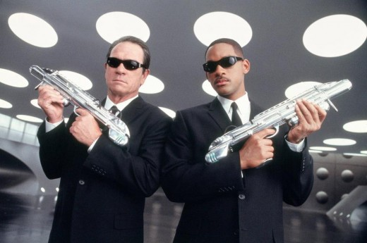 """Men in Black 4""."