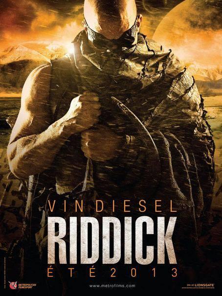 """""""Riddick"""", Trailer."""