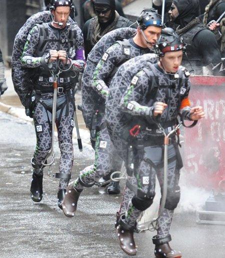 """""""Teenage Mutant Ninja Turtles"""", imágenes."""
