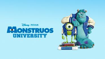 """Monstruos University""."