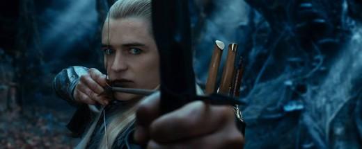 """""""El Hobbit: La Desolación de Smaug"""". Imagen 2."""