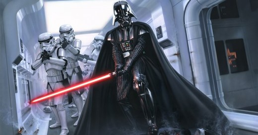 "Argumento ""Star Wars: Episodio VII""."