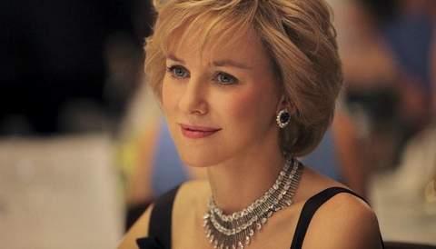 "Naomi Watts es ""Diana""."