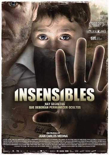 """Póster de """"Insensibles""""."""