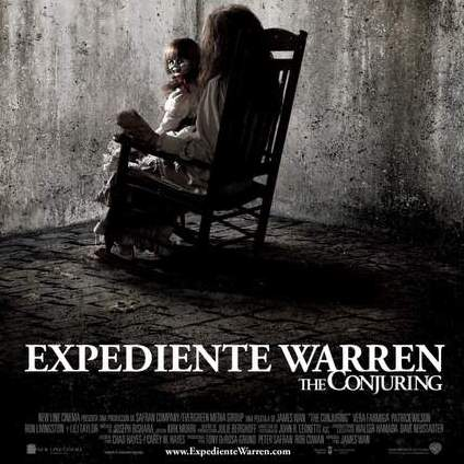 "Nuevo Trailer de ""Expediente Warren: The Conjuring""."