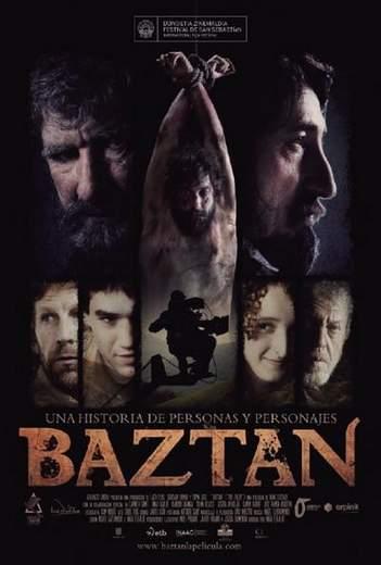 """Póster de """"Baztan""""."""