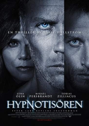 """Póster de """"El Hipnotista""""."""