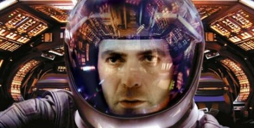 """""""Gravity"""" de George Clooney."""