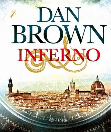 """Inferno"" de Dan Brown."