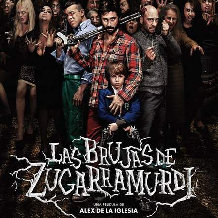 "Cartel de ""Las Brujas de Zugarramurdi""."