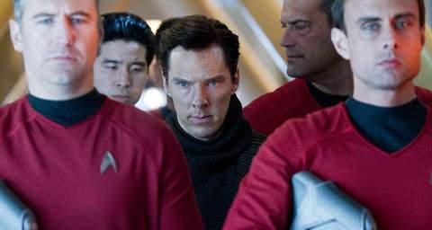 """Crítica de cine. """"Star Trek: En la Oscuridad""""."""