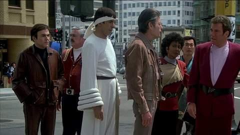 """Star Trek: Misión Salvar la Tierra""."