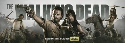 The Walking Dead, Cuarta Temporada.