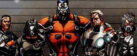 """X-Force"" el spin-off de ""X-Men""."